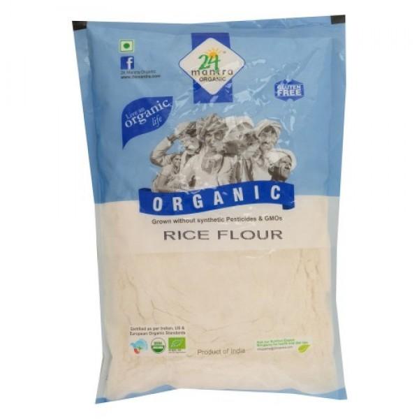 24 Mantra Organic Ragi Flour 4 Lb / 1.8 Kg