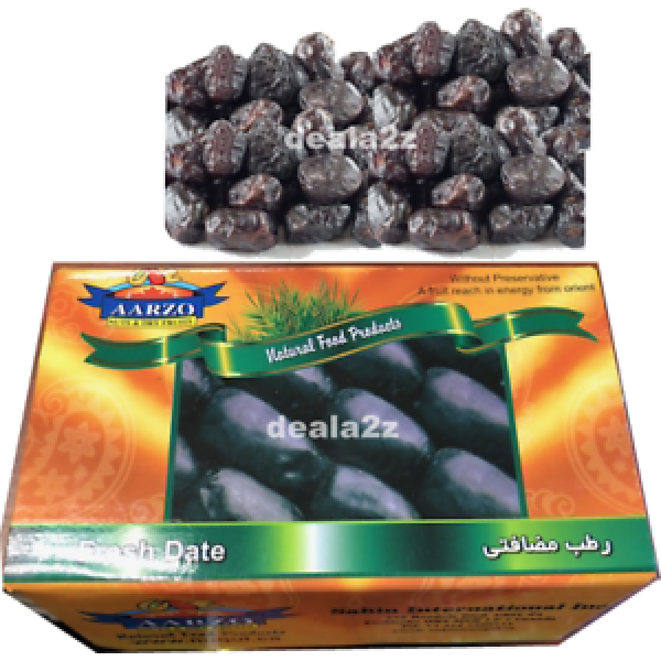 Aarzoo Fresh Dates 600 Gms