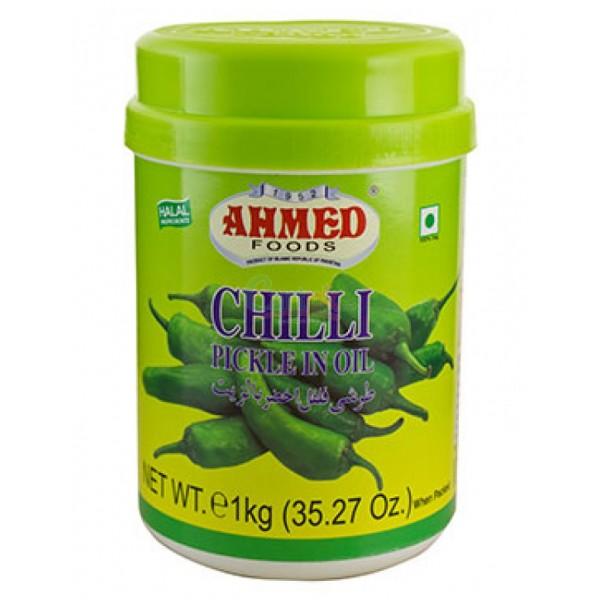 Ahmed Chilli Pickel 35.27 Oz / 1kg