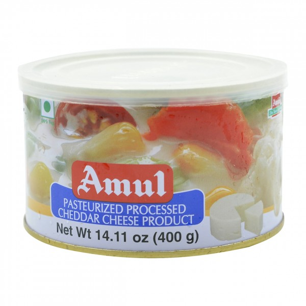 Amul Cheddar Cheese 14.11 oz / 400 Gms