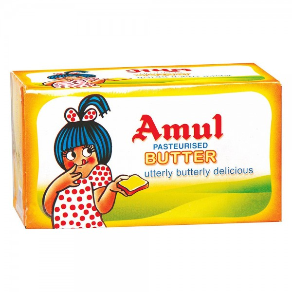 Amul salted Butter 17.64oz/500Gms