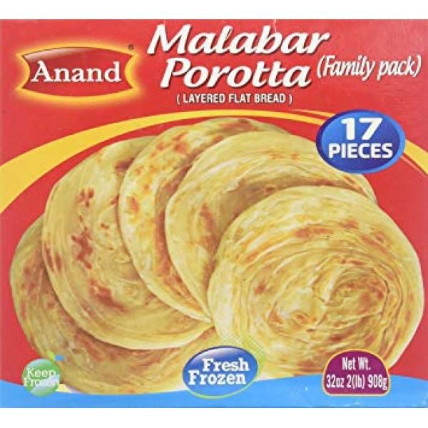 Anand Malabar Porotta 32 Oz / 908 Gms