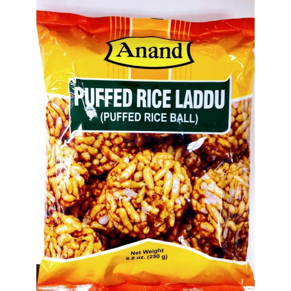 Anand Puffed Rice 8.8 Oz / 250 Gms