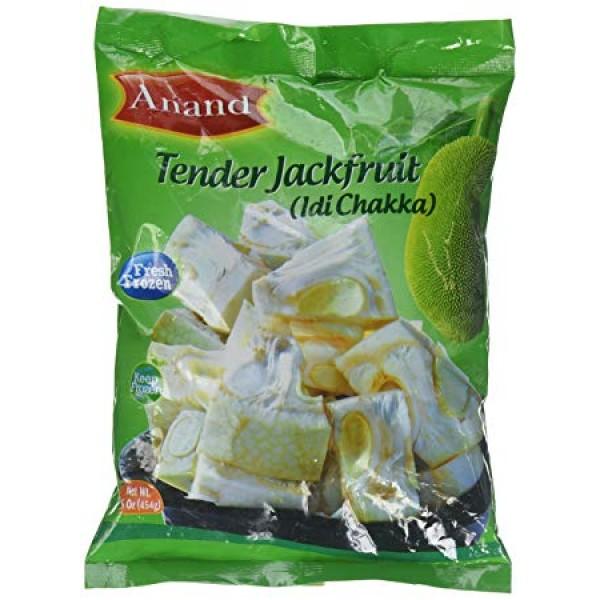 Anand Tender Jackfruit 16 Oz / 454 Gms