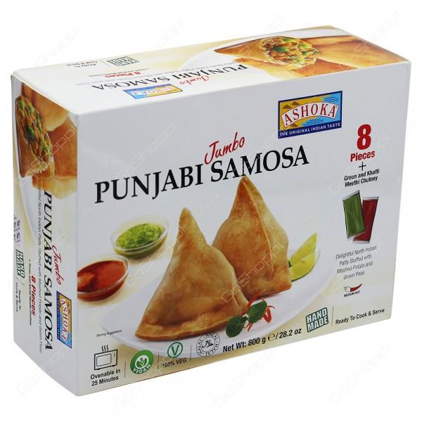 Ashoka Punjabi Samosa 8 Pieces