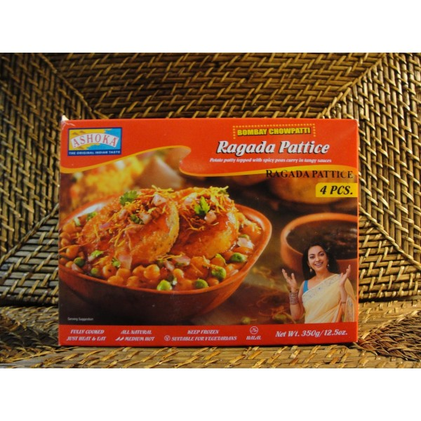 Ashoka Ragada Patties 4 Pieces / 350 Gms