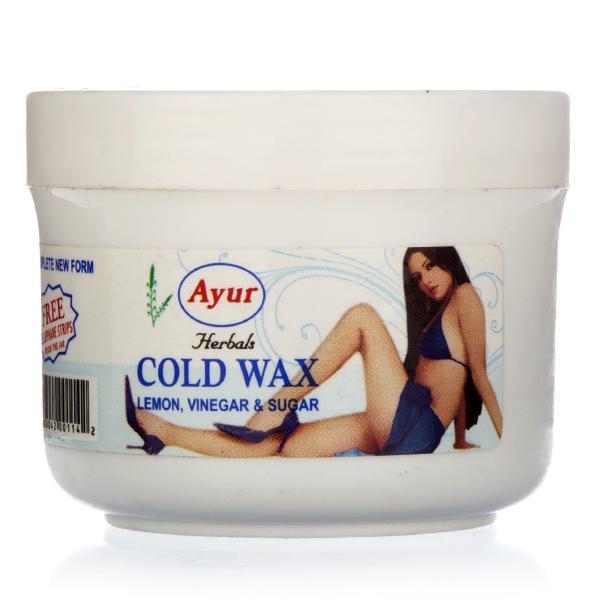 Ayur Cold Wax 150 Gms