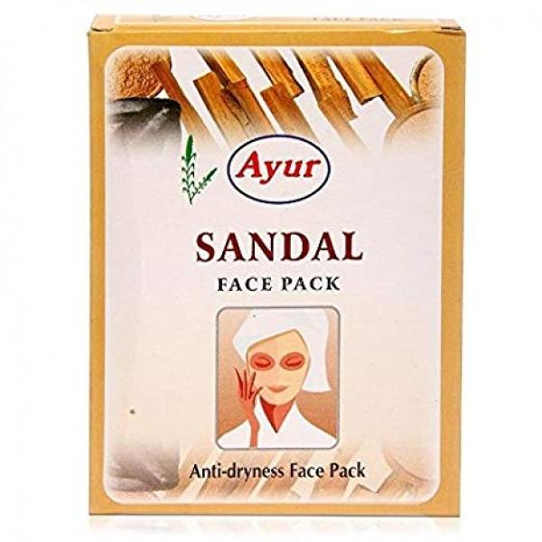 Ayur Sandal Face Pack 100 Gms