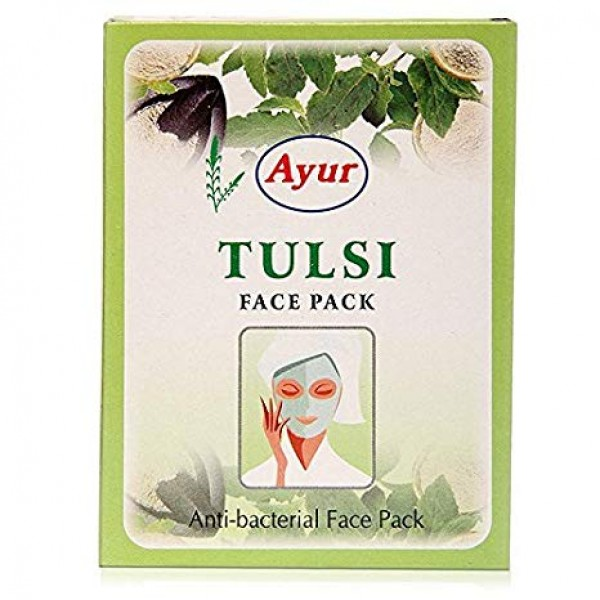 Ayur Tulsi Face Pack 100 Gms