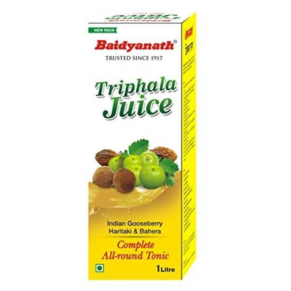 Baidyanath Triphala Juice 1 L