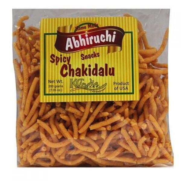 Abhiruchi Spicy Chakidalu 7 Oz / 200 Gms
