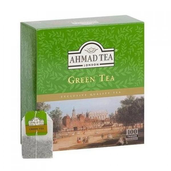 Ahmad Tea Green Tea 100 Bags
