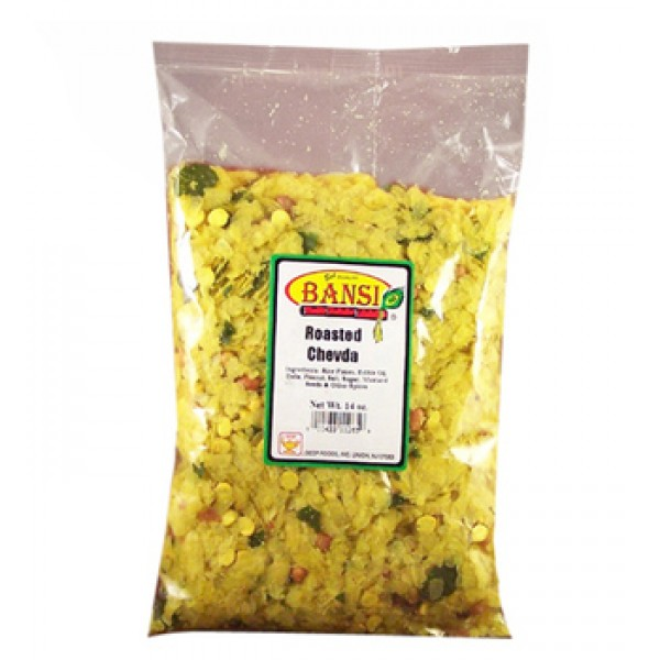 Bansi Roasted Chidwa 14 Oz/ 400 Gms