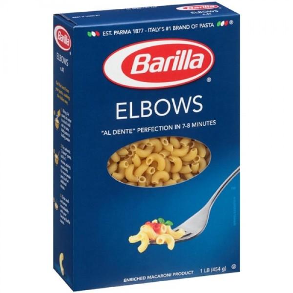 Barilla Elbows Pasta 16 Oz