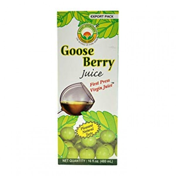 Basic Ayurveda Gooseberry Juice 16 oz / 480 ml