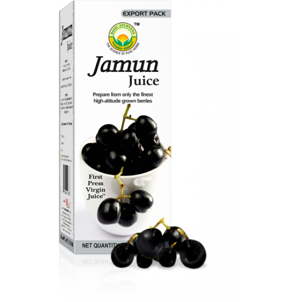 Basic Ayurveda Jamun Juice 32 oz / 960 ml