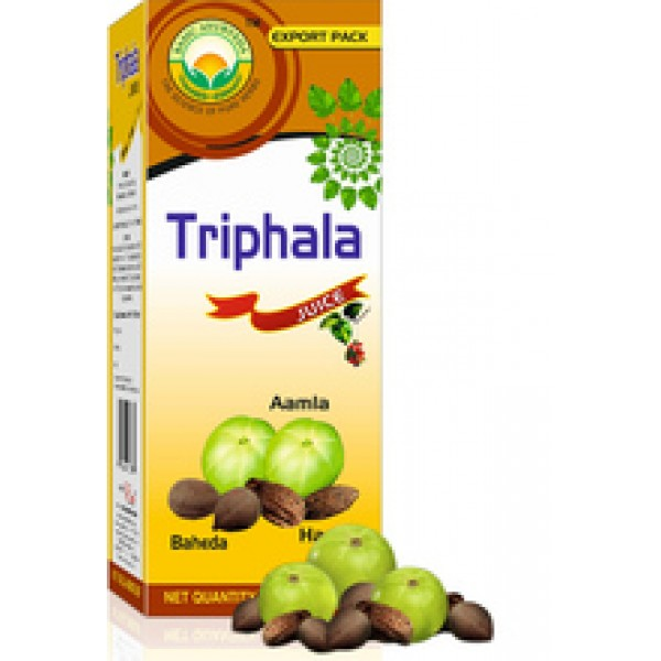 Basic Ayurveda Triphala Juice 16 oz / 480 ml