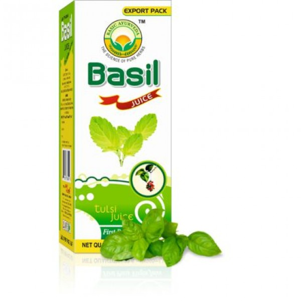 Basic Ayurveda Tulsi Juice 32 oz / 960 ml