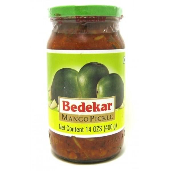 Bedekar Avakki Mango Pickle 14 Oz / 400 Gms