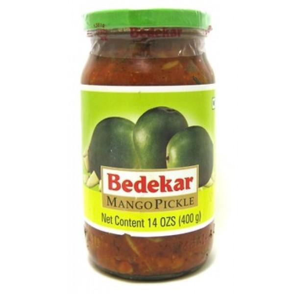 Bedekar Mango Pickle 14 Oz / 400 Gms