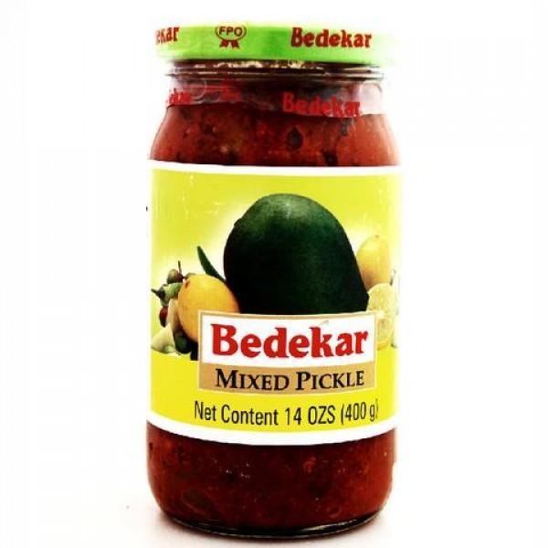 Bedekar Mixed Pickle 14 Oz / 400 Gms