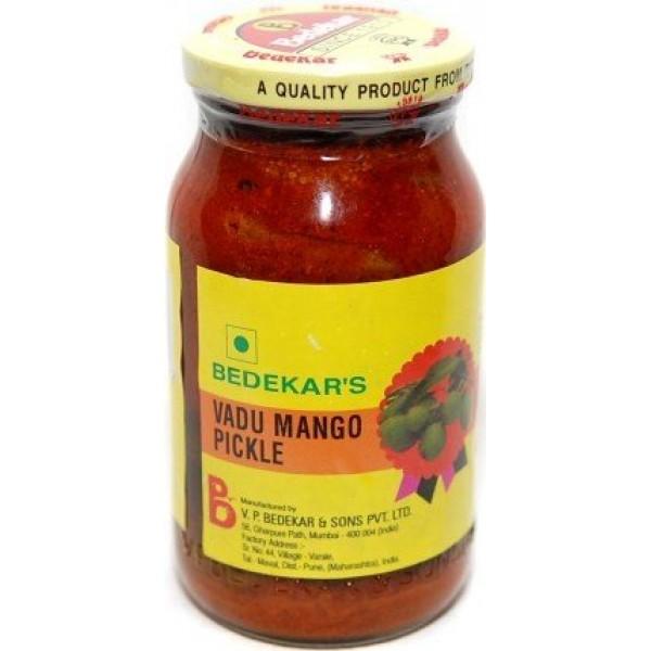 Bedekar Vadu Mango Pickle 14 Oz / 400 Gms