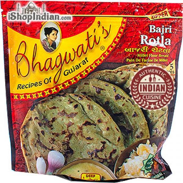 Bhagwati's Bajri Roti 5 Pieces