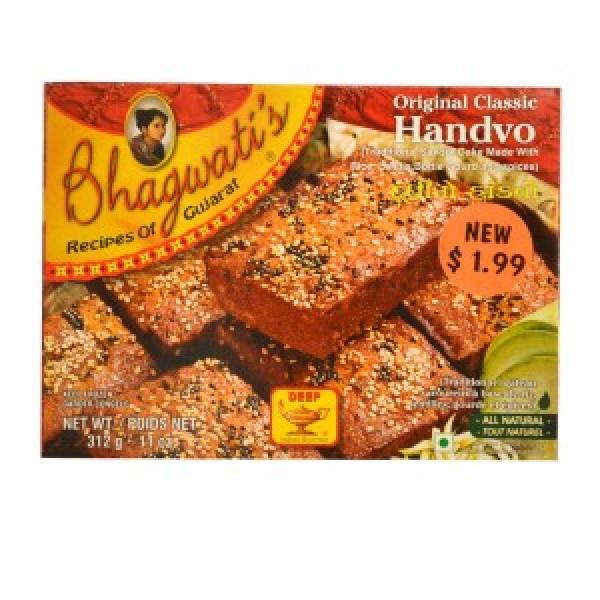 Bhagwati's Mixed Handvo 11 Oz / 312 Gms