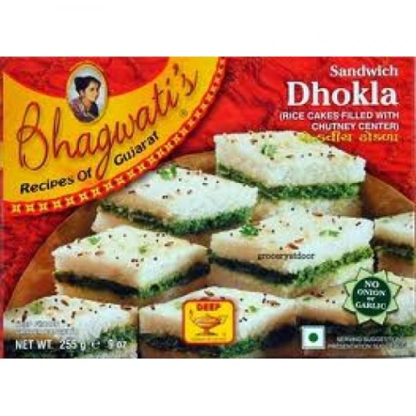 Bhagwati's Sandwich Dhokla 9 Oz