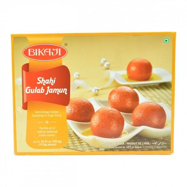 Bikaji Shahi Gulab Jamun 12 pieces