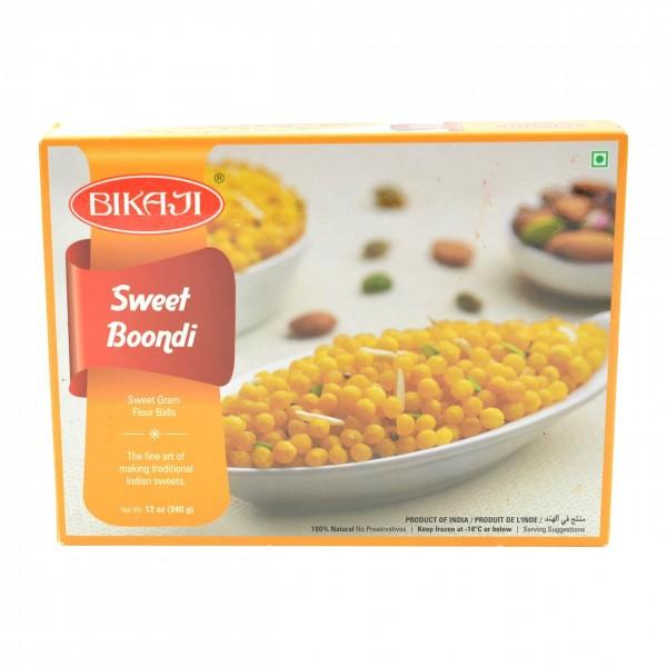 Bikaji Sweet Boondi 12 Oz / 340 Gms