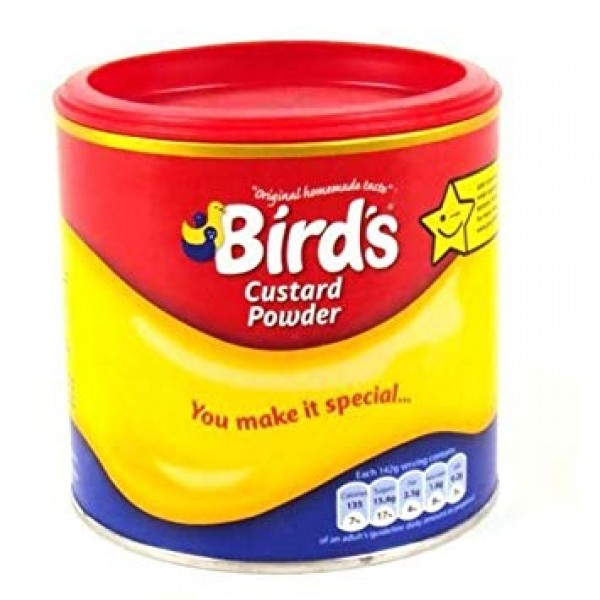 Bird's Custard Powder 300 Gms