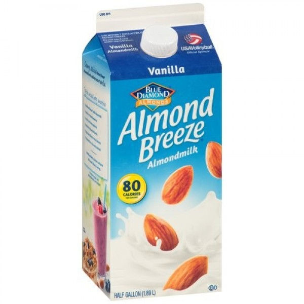 Blue Diamond Almond Milk 1.89 L