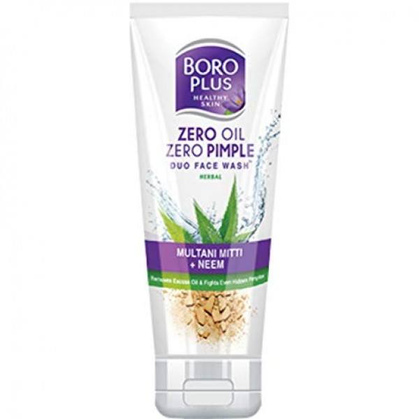 Boro Plus Face Wash 200 ml