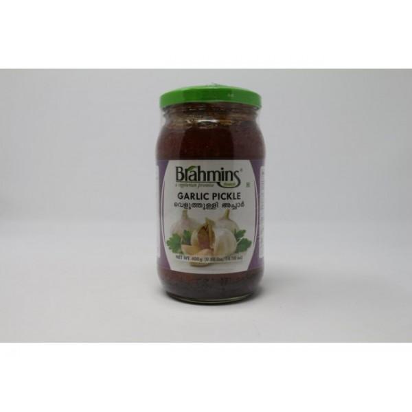 Brahmins Garlic Pickle 10.5 Oz / 300 Gms