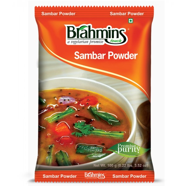 Brahmins Samber Powder 7 oz / 200 Gms