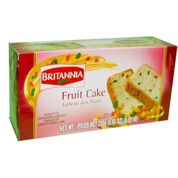 Britannia Fruit Cake 8.8 Oz / 250 Gms