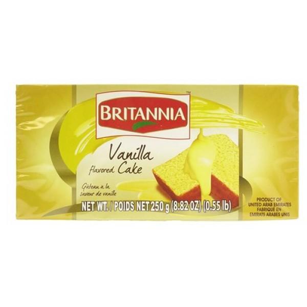 Britannia Vanilla Cake 8.8 Oz / 250 Gms