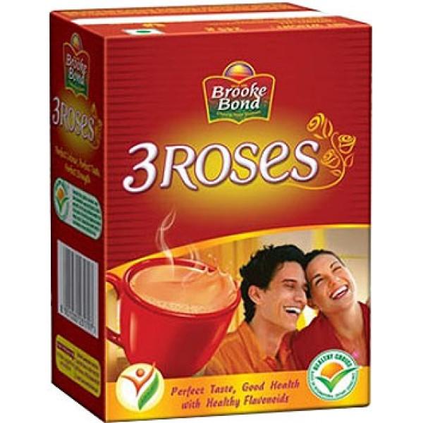 Brooke Bond 3 Roses Tea 500 Gms
