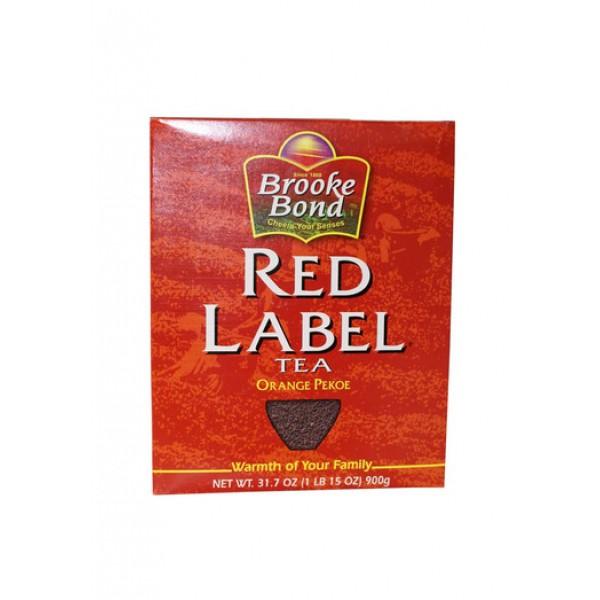 Brooke Bond RedLabel Orange Pekoe 31.7 OZ / 900 Gms