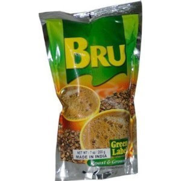 Bru green Label Coffee 17.6 oz/ 500Gms
