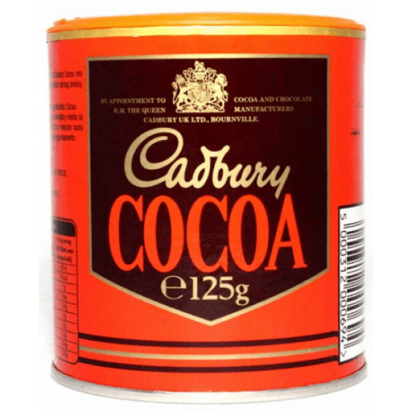 Cadbury Cocoa Powder 125 Gms