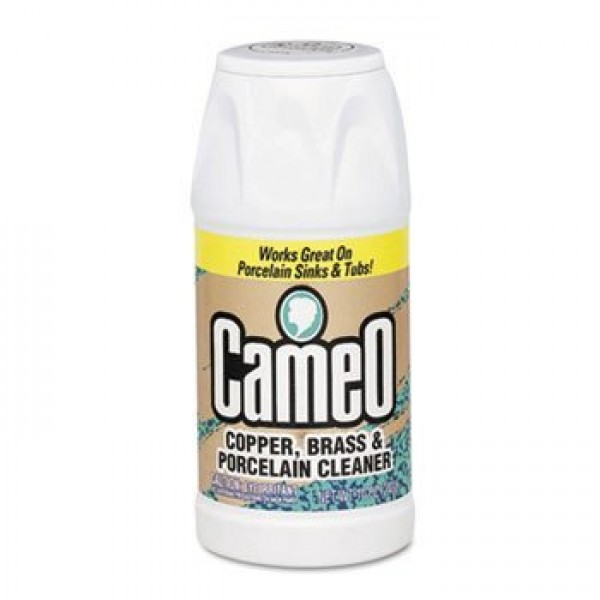 Cameo Copper,Brass & Procelain Cleaner 7 Oz / 200 Gms