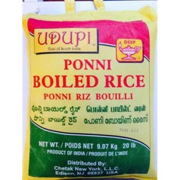 Udupi Ponni Boiled Rice 20lb