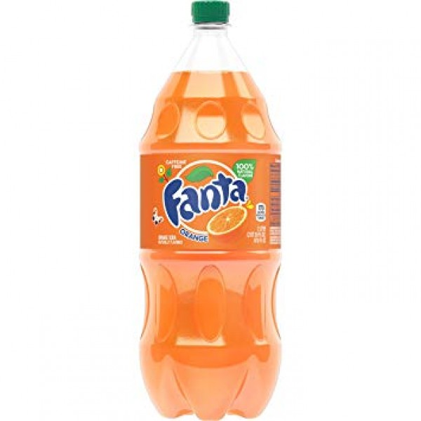 Cocacola Orange Fanta 70.4 Oz / 2 L