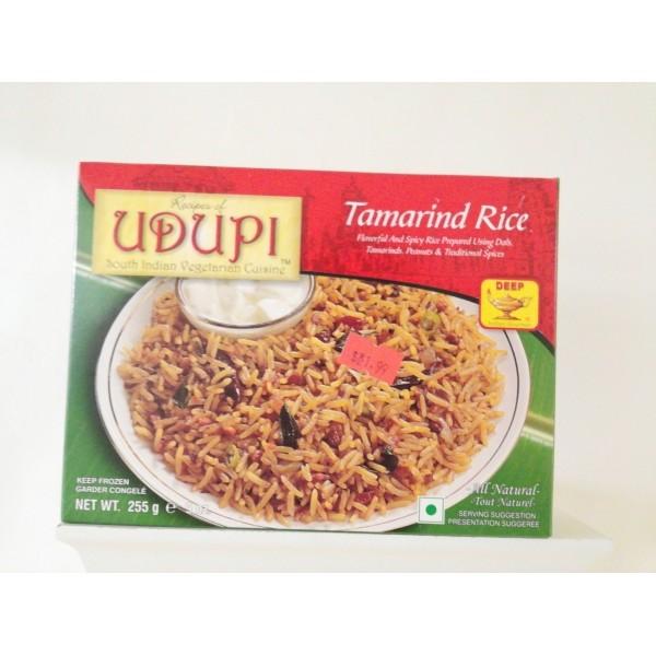 Udupi Tamarind Rice 9 Oz / 255 Gms