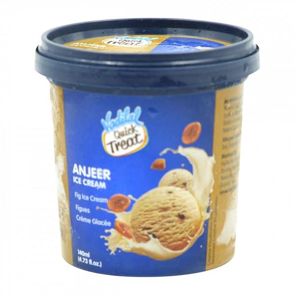 Vadilal Anjeer Ice Cream 1 L