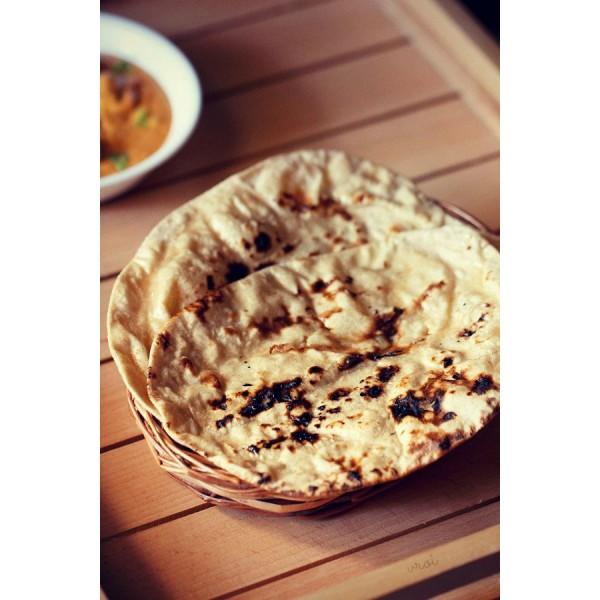 Crispy Punjabi Tandoori Roti 5 Pieces