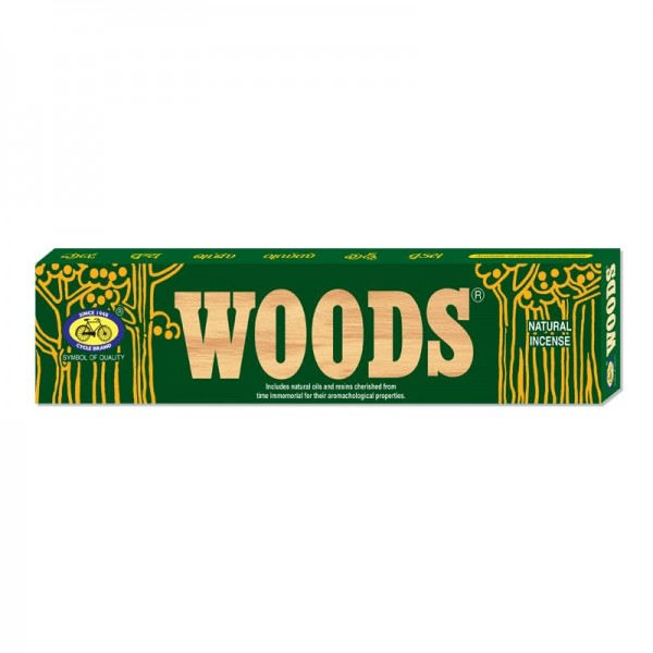 Cycle Woods Incense (Big Pack)