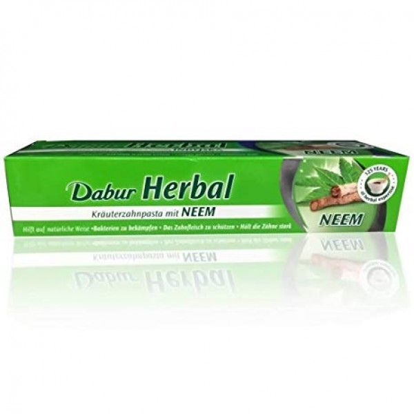 Dabur Herbal Toothpaste Neem 200 Gms